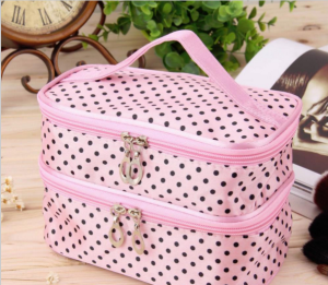 Cosmetic_bag_Makeup_Dot_Zip_Bag_Hanging_Toiletry_Travel_Wash_Organizer_handbag