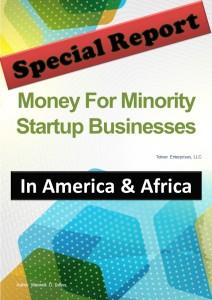 Special Report for Minorities
