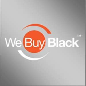 We Buy Black Logo