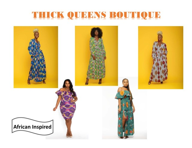 Thick Queens Boutique