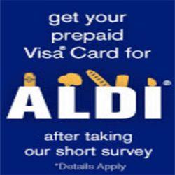 ALDI Visa Gift Card